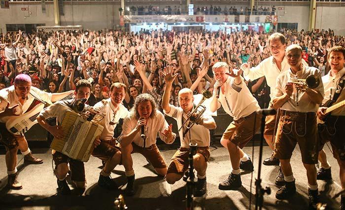Bierville 2 - Festa da cerveja de Joinville é a festa de outubro que mais cresce em SC