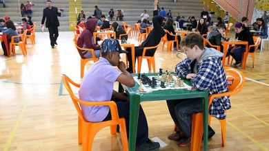 Campeonato Xadrez Jedes 390x220 - Alunos de Esteio disputam partida de xadrez no Jedes