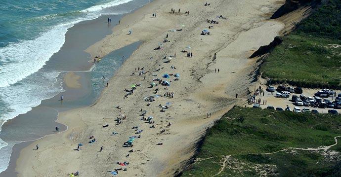 Cape Cod - Brasileiro morre ao ser atacado por tubarão nos Estados Unidos