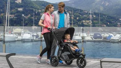 Chicco apresenta carrinho de passeio para pais esportistas 390x220 - Chicco lança carrinho de passeio para pais esportistas
