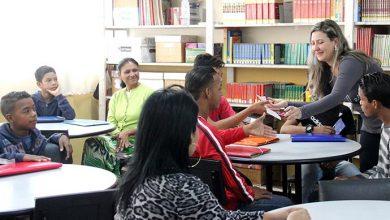 CriancasVenezuelanas 390x220 - Venezuelanos começam aulas em escolas de Esteio