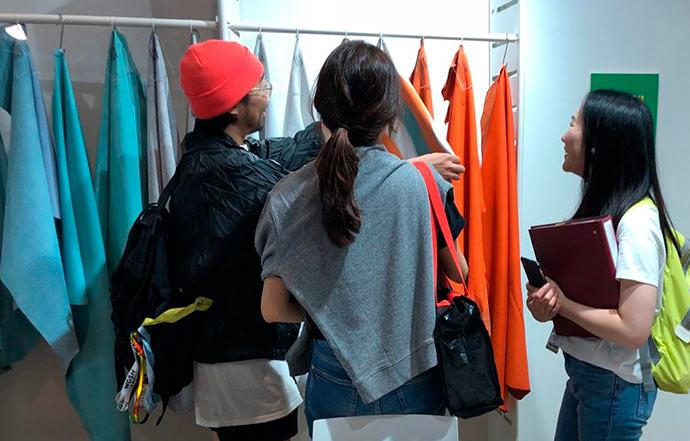 Destaques brasileiros na feira Première Vision Paris - Destaques brasileiros na feira Première Vision Paris