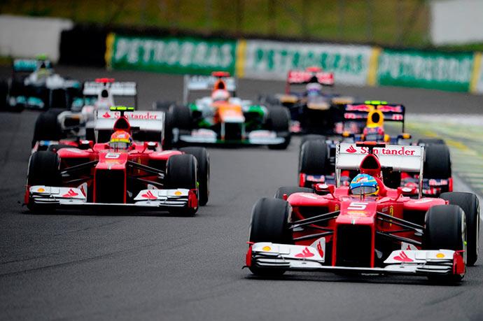 F1 GP Brasil3 - GP Brasil de Fórmula 1 acontece dia 11 de novembro em Interlagos