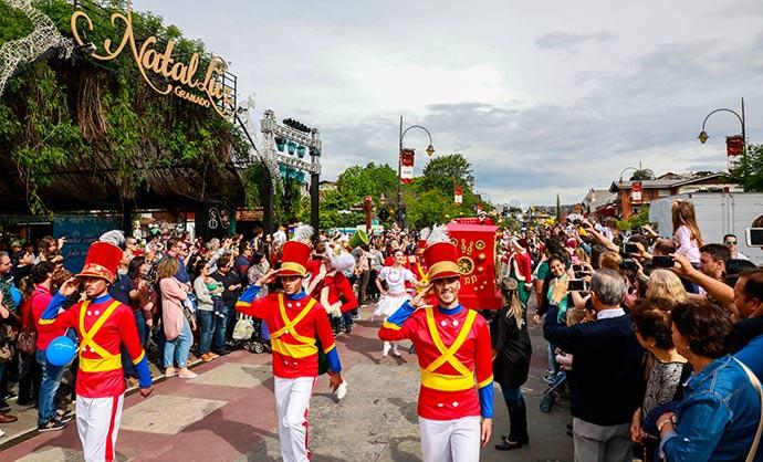 Foto Parada de Natal - Natal Luz: audição para Parada de Natal e Trupe de Natal acontece domingo