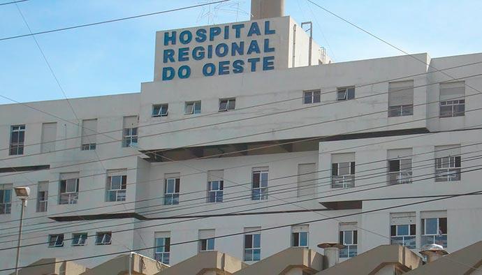 Hospital Regional do Oeste - Investigado desvio de recursos no SUS de Santa Catarina