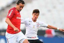 Leandro Damião marcou no empate em 1 a 1 220x150 - Corinthians e Inter empatam pelo Brasileirão