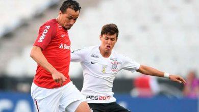 Leandro Damião marcou no empate em 1 a 1 390x220 - Corinthians e Inter empatam pelo Brasileirão