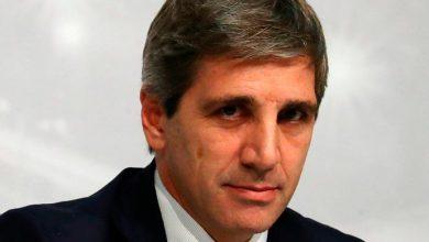 Luis Caputo 390x220 - Presidente do Banco Central da Argentina renuncia ao cargo