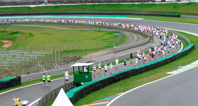 Maratona de Revezamento 0 - Ayrton Senna Racing Day acontece neste domingo (30)