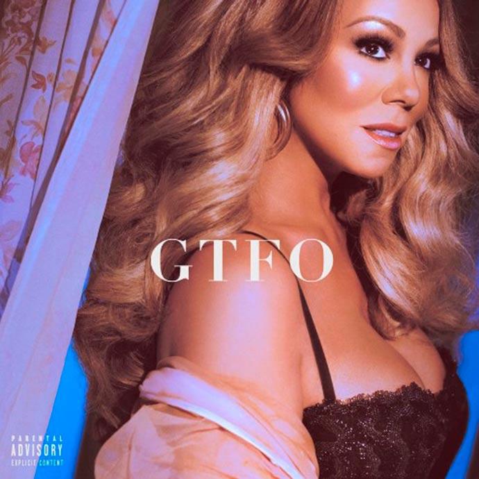 """Mariah Carey está de volta com o novo single GTFO - Mariah Carey está de volta com o novo single """"GTFO"""""""