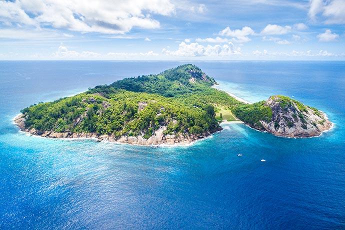 North Island1 - Ilha de Seychelles se engaja na luta contra o plástico