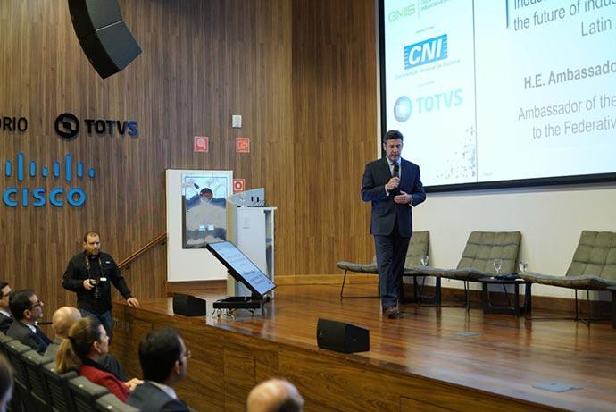 ONU discute impacto da revolução digital na indústria brasileira - ONU debateu o impacto da revolução digital na indústria brasileira