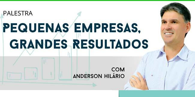 Pequenas empresas Grandes resultados palestra Balneário Camboriú - Palestra para microempreendedores em Balneário Camboriú
