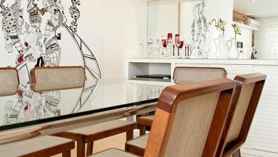 Projeto Nicole Finkel 390x220 - Arquiteta Nicole Finkel revela como ter uma sala de jantar acolhedora