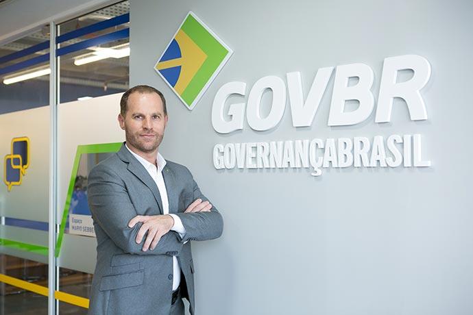 Rafael Sebben II GOVBR Crédito Leonardo Lenskij - GOVBR Saúde atende 17 municípios gaúchos com plataforma de gestão