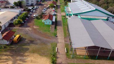 Salvador do Sul parque 390x220 - Reformulado, Festival do Ovo ocorre durante três dias em Salvador do Sul