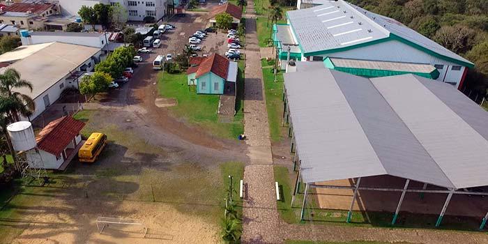 Salvador do Sul parque - Reformulado, Festival do Ovo ocorre durante três dias em Salvador do Sul