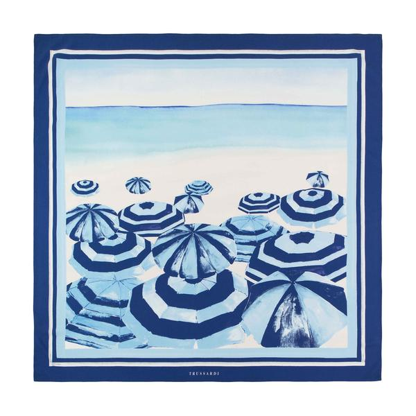 TRUSSARDI13 - Trussardi lança coleção praia
