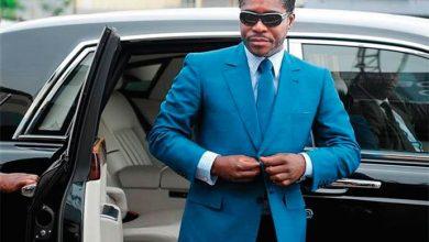 Teodorín 390x220 - Vice-presidente de Guiné Equatorial e comitiva deixam Brasil