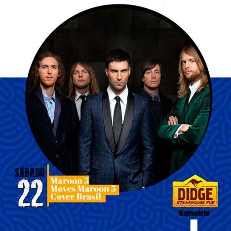 banda Moves 2 468x468 - Tem estreia no Didge BC com cover do Maroon 5