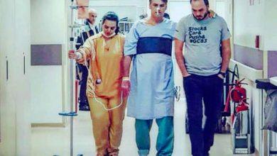 bolsonaro hospital 1 390x220 - Bolsonaro faz drenagem de líquido no abdômen