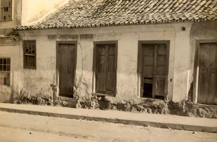 casa de garibaldi - Casa de Garibaldi, em Piratini (RS), ganha nova fachada