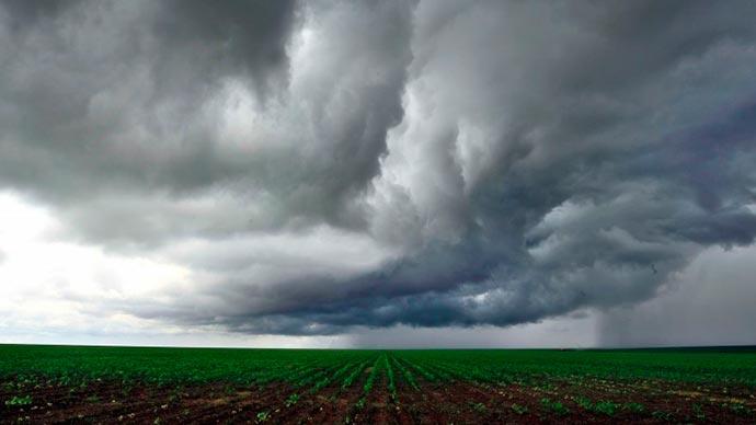 chuva rs - Alegrete e Uruguaiana decretam estado de calamidade pública