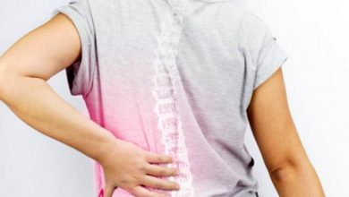 dor 390x220 - Espondilite anquilosante pode causar dor nas costas à noite
