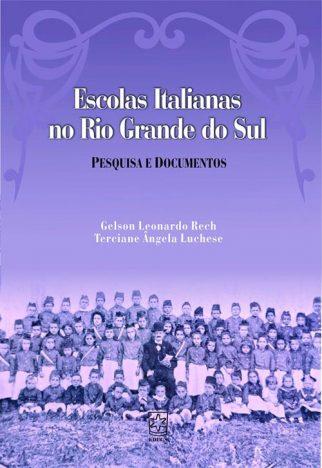 escolas italianas 704x1024 322x468 - EDUCS lança seis livros durante a 34ª Feira do Livro de Caxias do Sul