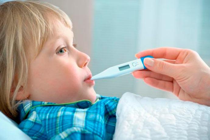 febre4 - Inverno aumenta risco de meningite bacteriana infantil