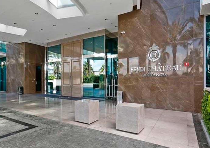 fenci68 - Fendi assina condomínio de luxo em Miami