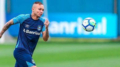 gremioa enfrenta ceara 390x220 - Grêmio treinou no sábado para enfrentar o Ceará na Arena