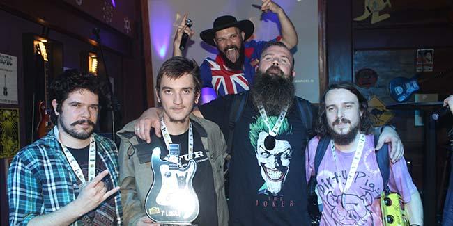 imagem release 1432859 - Banda DirtyPigs é a vencedora do Didge Garage Band 2018