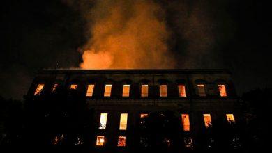 incendio 390x220 - Universidade Federal do Rio de Janeiro tem histórico de incêndios
