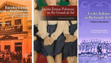 livros ucs 390x220 - EDUCS lança seis livros durante a 34ª Feira do Livro de Caxias do Sul