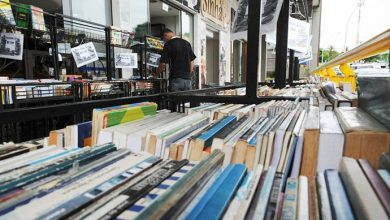livros usados 390x220 - Mercado de usados é liderado por livros e carros