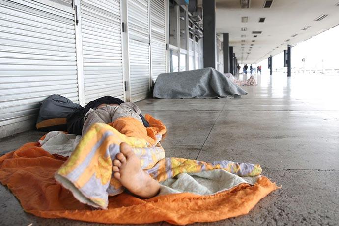 morador de rua - Censo 2020 pode deixar de fora os moradores de rua