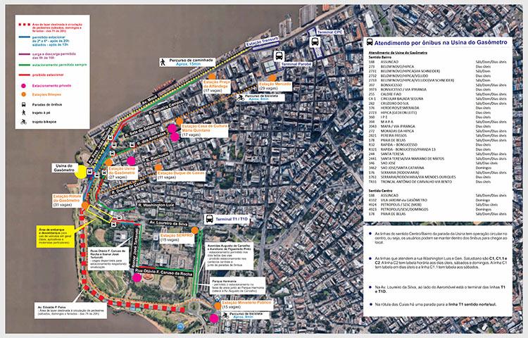 orla guaiba transito - As regras de trânsito para a Orla do Guaíba em fins de semana e feriados