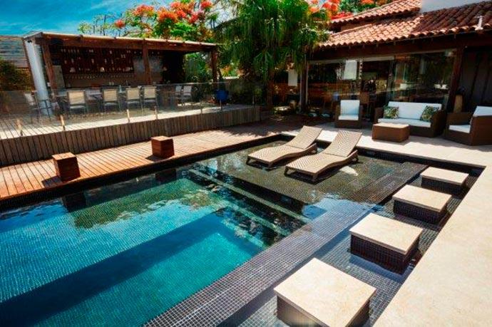 piscina2 - Cinco piscinas inspiradoras para o verão