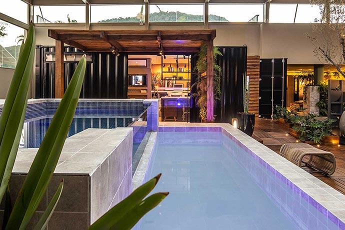 piscina3 - Cinco piscinas inspiradoras para o verão