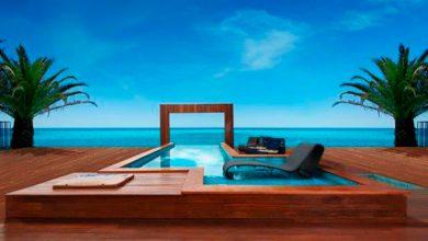 piscina4 390x220 - Cinco piscinas inspiradoras para o verão