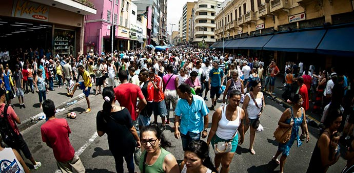 população - Índice de Desenvolvimento Humano do Brasil mantém 79ª posição no ranking