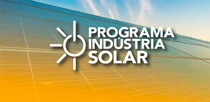 programa solar rs - Programa Indústria Solar RS para associadas ao CIERGS