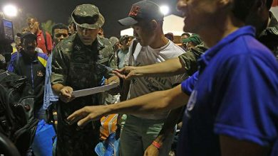 roraima refugiados 390x220 - Prorrogada atuação das Forças Armadas em Roraima