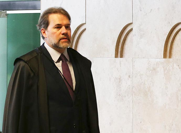 "toffoli - Toffoli afirmou ser ""lenda urbana"" que a Corte atue para conter a Lava Jato"