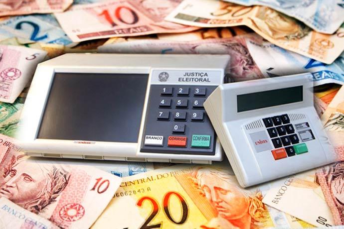 urna dinheiro - Indefinição eleitoral afeta a estabilidade financeira