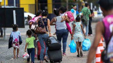 venezuelanos 390x220 - Venezuelanos deixam Boa Vista rumo à Canoas