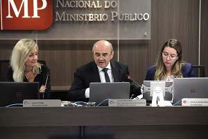 22 10 Banner notícia 1 - vice-procurador da República destacainstituições que compõem o CNMP