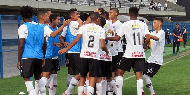 251a2a867591c5dfb126df2f1a877998 - CorinthiansSub-20 goleia XV de Piracicaba