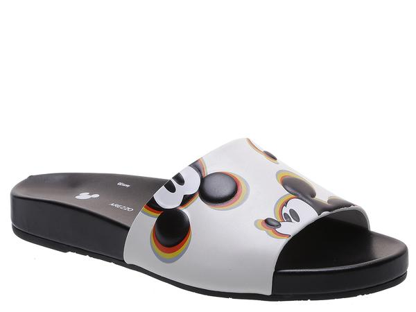 349109 836385 disney x arezzo   chinelo slip on disney bianco r 259 90  2  web  - Arezzo celebra o 90° aniversário do Mickey Mouse